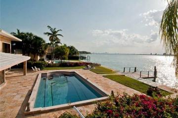 Home for Sale at 6466 N Bay Rd, Miami Beach FL 33141