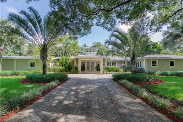 Home for Sale at 3214 Riviera Dr, Coral Gables FL 33134