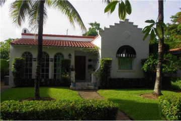 Home for Sale at 107 Sarto Av, Coral Gables FL 33134