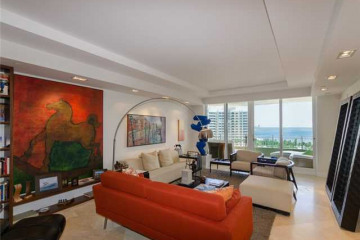 Home for Sale at 799 Crandon Bl #1004, Key Biscayne FL 33149