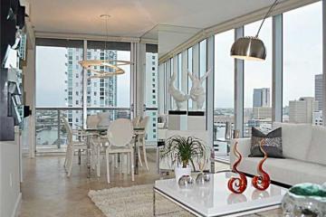 Home for Rent at 485 Brickell Av #1804, Miami FL 33131