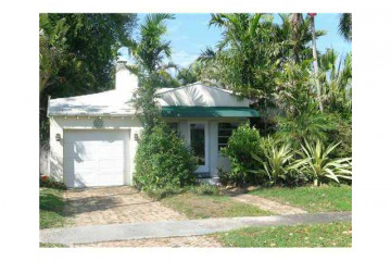 Home for Sale at 1625 NE 4th Pl, Fort Lauderdale FL 33301