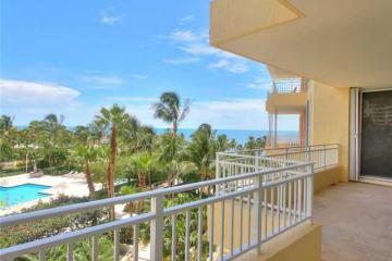 Home for Sale at 799 Crandon Bl #502, Key Biscayne FL 33149
