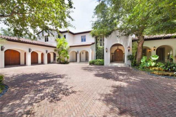 Home for Sale at 3843 Little Avenue, Coconut Grove FL 33133