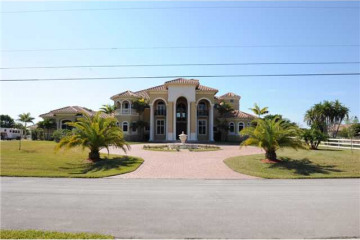 Home for Sale at 17520 SW 52nd Ct, Southwest Ranches FL 33331