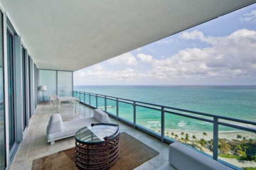 Home for Sale at 10295 Collins Av #1507 #1507, Bal Harbour FL 33154