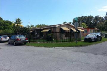 Home for Sale at 100 NE 64 Te, Miami FL 33138