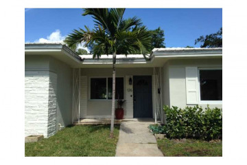 Home for Sale at 125 NW 95 St, Miami Shores FL 33150
