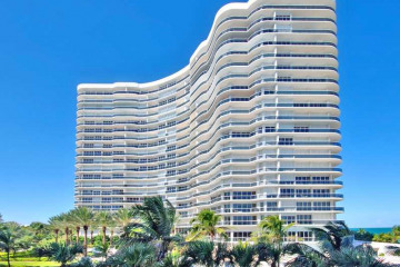 Home for Sale at 9601 Collins Av #PH301, Bal Harbour FL 33154