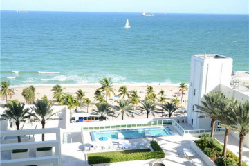 Home for Sale at 101 S Ft Laud Beach Blvd #1404, Fort Lauderdale FL 33316