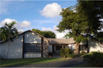 Home for Sale at 10221 SW 128 St, Miami FL 33176