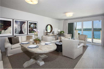 Home for Sale at 2415 Fisher Island Dr #2415, Fisher Island FL 33109