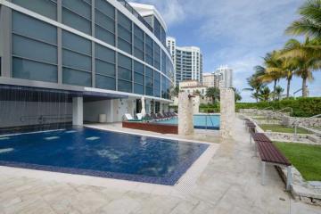 Home for Sale at 5875 Collins Av #702, Miami Beach FL 33140