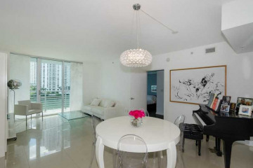 Home for Sale at 325 S Biscayne Bl #619 #619, Miami FL 33131