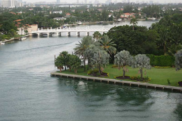 Home for Sale at 9102 W Bay Harbor Dr #9bw #9BW, Bay Harbor Islands FL 33154