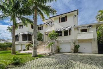 Home for Sale at 530 N Mashta Dr, Key Biscayne FL 33149