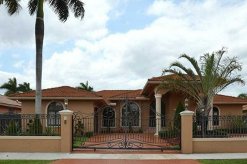 Home for Sale at 14351 SW 22 St, Miami FL 33175