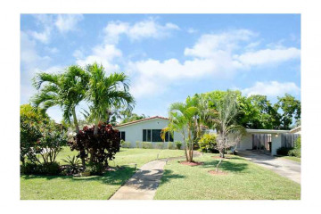 Home for Sale at 317 NE 27 Dr, Wilton Manors FL 33334