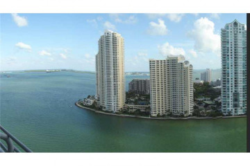 Home for Sale at 335 S Biscayne Bl #2607 #2607, Miami FL 33131