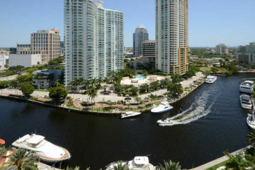 Home for Sale at 347 N New River Dr #301, Fort Lauderdale FL 33301