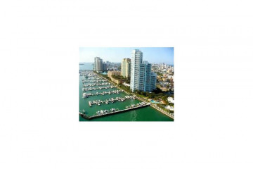 Home for Sale at 1000 S Pointe Dr #1804 #1804, Miami Beach FL 33139