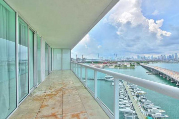 Home for Rent at 450 Alton Rd #1402, Miami Beach FL 33139