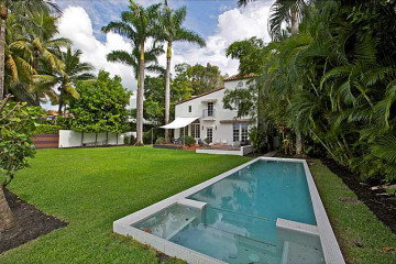 Home for Sale at 38 S Hibiscus Dr, Miami Beach FL 33139