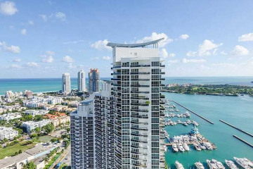 Home for Sale at 400 Alton Rd #1011 #1011, Miami Beach FL 33139