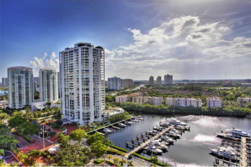Home for Sale at 19667 Turnberry Wy #19-d, Aventura FL 33180