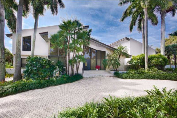 Home for Sale at 300 Leucadendra Dr, Coral Gables FL 33156