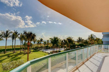 Home for Sale at 8855 Collins Av #2j, Surfside FL 33154