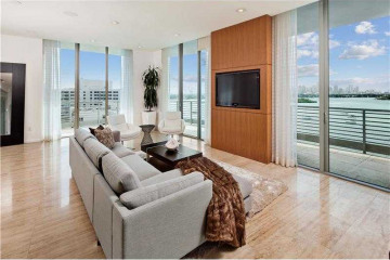 Home for Sale at 1445 16 St #PH-1, Miami Beach FL 33139