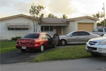Home for Sale at 7612 Plantation Bl, Miramar FL 33023