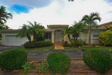 Home for Rent at 1425 Trillo Av, Miami FL 33146
