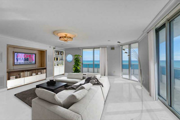 Home for Sale at 5801 Collins Av #800, Miami Beach FL 33140