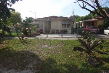 Home for Sale at 3235 NW 3 St, Miami FL 33125