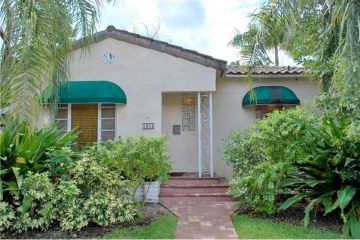 Home for Sale at 1414 Adams St, Hollywood FL 33020
