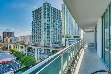 Home for Sale at 92 SW 3 St #1202 #1202, Miami FL 33130