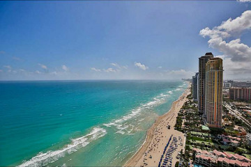 Home for Sale at 18101 Collins Av #4809, Sunny Isles Beach FL 33160