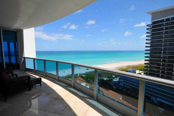Home for Sale at 5959 Collins Av #1402 #1402, Miami Beach FL 33140