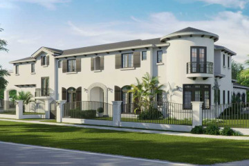 Home for Sale at 6400 San Vicente St, Coral Gables FL 33146