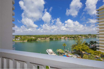 Home for Sale at 5500 Collins Av #801, Miami Beach FL 33140