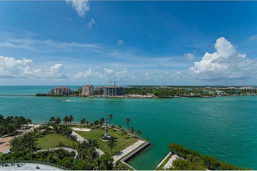 Home for Rent at 800 S Pointe Dr #1504 #1504, Miami Beach FL 33139