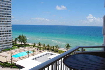 Home for Sale at 1980 S Ocean Dr #11d, Hallandale FL 33009