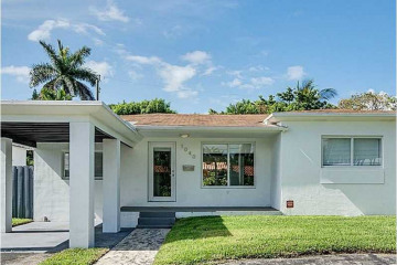 Home for Sale at 1040 NE 83 St, Miami FL 33138