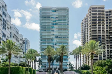 Home for Sale at 10101 Collins Av #7a #7A, Bal Harbour FL 33154