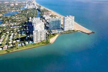 Home for Sale at 2200 S Ocean Ln #2306 #2306, Fort Lauderdale FL 33316
