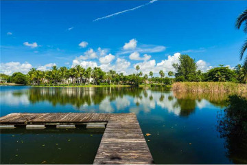 Home for Sale at 4965 Hammock Lake Dr, Coral Gables FL 33156