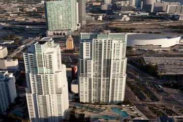 Home for Sale at 244 Biscayne Bl #1207 #1207, Miami FL 33132