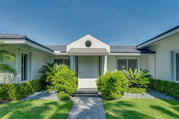 Home for Rent at 181 Island Dr, Key Biscayne FL 33149